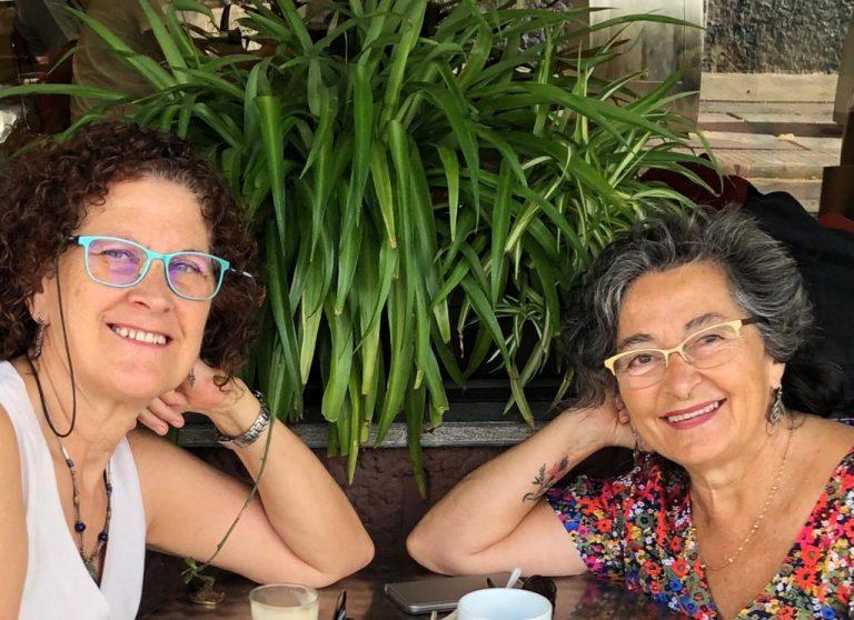 Pilar y Marian
