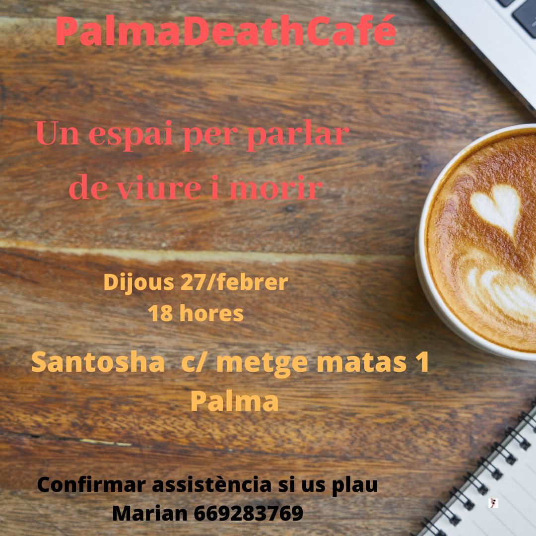 Primer encuentro Death Café en Santosha