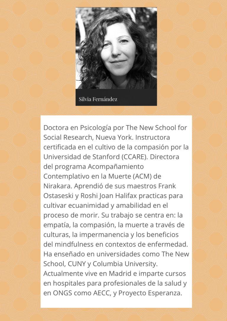 EDR con Silvia Fernández Mayo 21-2
