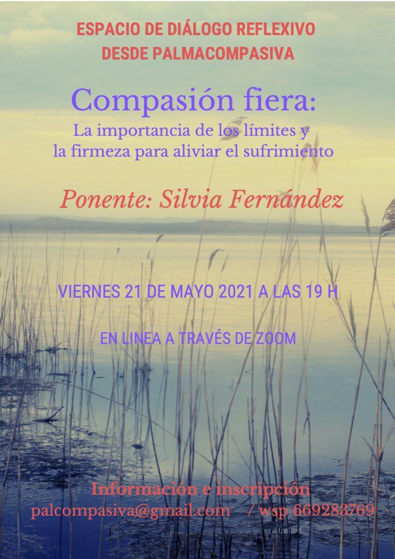 EDR con Silvia Fernández Mayo 21